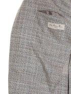 Luigi Bianchi Mantova Single Breasted Blazer - Gray