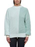 Valentine Witmeur Lab Sweater - Verde acqua verde