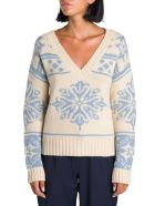 SEMICOUTURE Heather Sweater - Multi