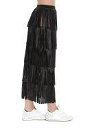 Caban Romantic Cuba Long Skirt - Black