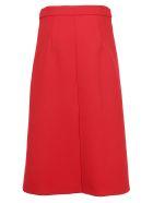 Prada Skirt - Rosso