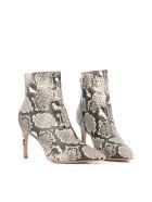 Sophia Webster Ankle Boot Daphne - Black/white