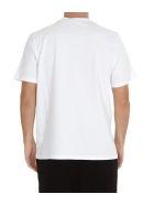 MSGM Logo T-shirt - OPTICAL WHITE