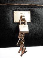 DKNY Elissa Cbody Pebble - Bgd Blk Gold
