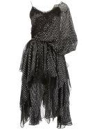 Faith Connexion Asymmetric Dress - BLACK (Black)