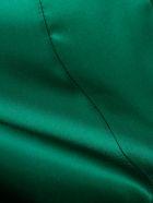 Haider Ackermann Shawl Collar Blouse - Green
