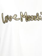 Love Moschino T-shirt - Optical white