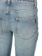 Saint Laurent Flare Jeans - Used 70's blue