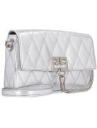 Givenchy Charm Mini Handbag - silver