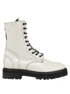 Dawni Boots - Off white