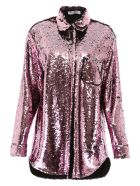 Vivetta Coubert Sequins Shirt - PINK (Pink)