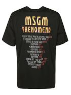 MSGM Phenomena T-shirt - Black