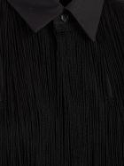 Comme des Garçons Fringed Shirt - Black