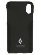 Marcelo Burlon Leopard Wings X Phone Case - Black/Multicolor