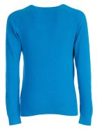 Drumohr Crew Neck Sweater - Smurf