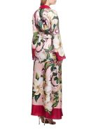 For Restless Sleepers Dress - Rosa multicolor