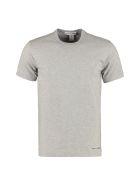 Comme Des Garçons Shirt T-shirts STRETCH COTTON T-SHIRT