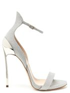 Casadei 'selene' Shoes - Silver