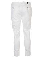 Hosio Basic Pants - White