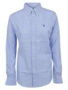 Ralph Lauren Check Shirt - Blue