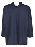 Sofie d'Hoore C Neck Long Sleeve Sweater - Dark Navy