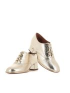 "Laurence Dacade Lace Up Shoes ""tilly 000158"" - Gold"