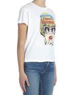 RE/DONE 'kisses For Revenge' T-shirt - White