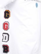 Golden Goose T-shirt - White/patch