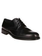Salvatore Ferragamo Black Formal Shoes - Black