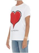 Alexander McQueen T- Shirt - Bianco