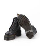 Dr. Martens Sinclair Black Aunt Boot - Black
