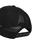 Burberry Trucker Baseball Hat - Black
