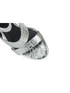 Kendall + Kylie Jayne Pump Sandals - Silver