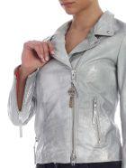 S.W.O.R.D 6.6.44 S.w.o.r.d. - Biker Jacket - Silver