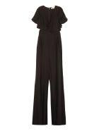 MICHAEL Michael Kors Viscose Jumpsuit - black