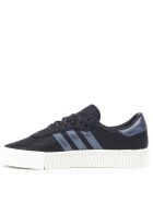 Adidas Originals Sambarose Black Nylon Sneakers - Black