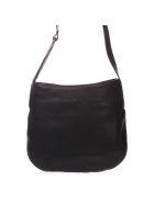 Gianni Chiarini Black Leather Shoulder Bag - Black