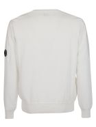 C.P. Company C.p. Company Shoulder Patch Sweater - Bianca
