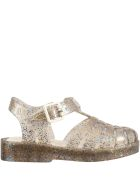 Melissa Beige Sandals For Girl - Beige