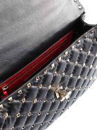 Valentino Garavani Rockstud Spike Md Shoulder Bag - No Nero