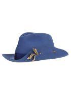Borsalino Alessandra Hat - LIGHT BLUE