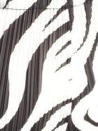 Pleats Please Issey Miyake Pants Straight Monochrome - Monochrome
