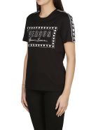 Versus Versace Logo Print T-shirt - Black