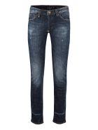 Philipp Plein Super Straight Cut Jeans - Denim