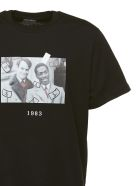 Throw Back Trading Places T-shirt - Nero