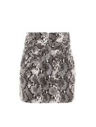 The Attico Skirt - Grey
