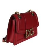 Dolce & Gabbana Amore Shoulder Bag - Red