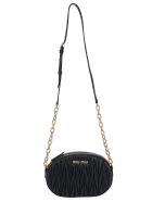 Miu Miu Bandoliera Shoulder Bag - Nero