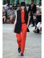 Ami Alexandre Mattiussi Vest In Black Tech/synthetic - black