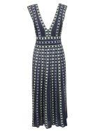 M Missoni Knitted Pattern Dress - I